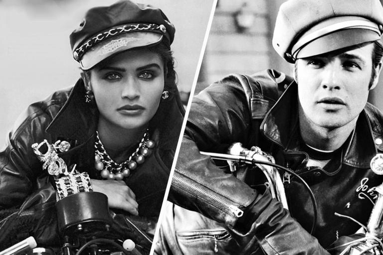 mode et biker
