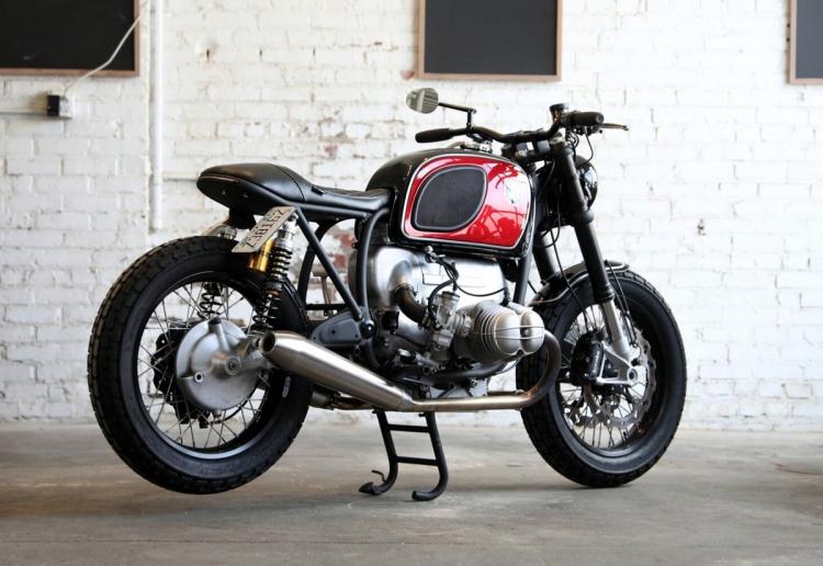 vieille bmw moto