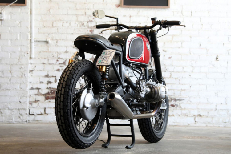 moto BMW vintage