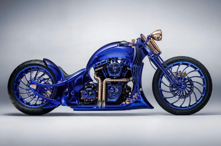 La moto la plus chère au monde