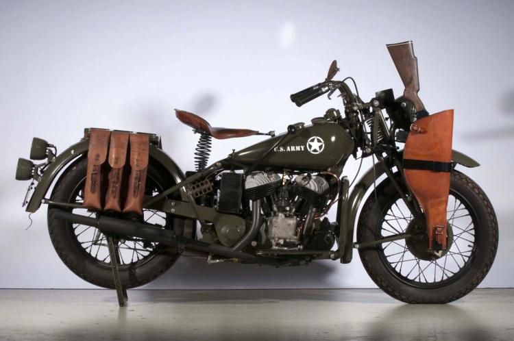 Indian modèle 741