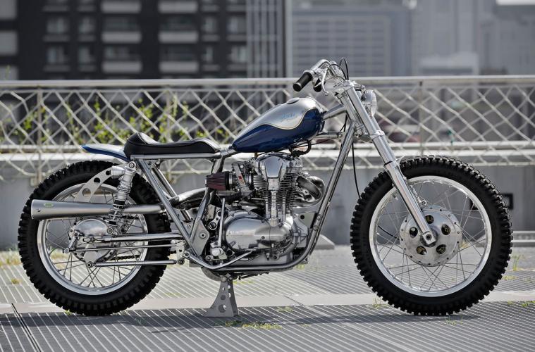Kawasali W650