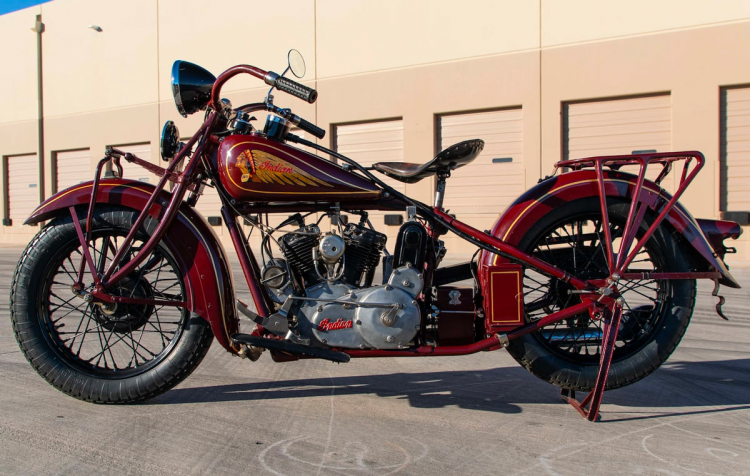 Indian Standard Scout