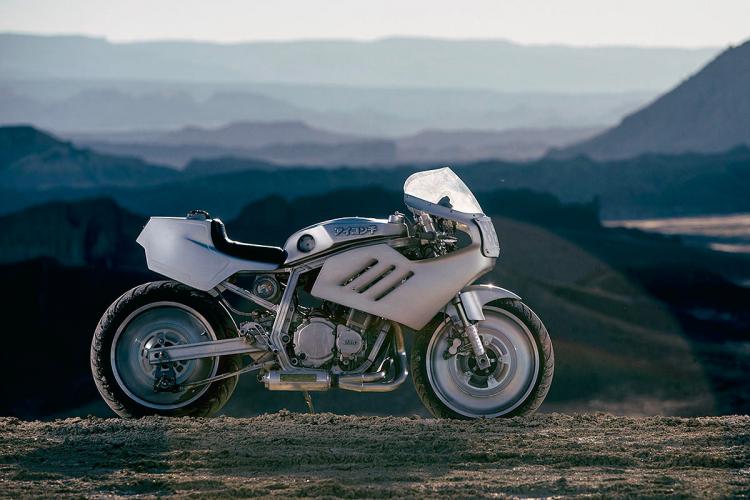 Suzuki GSXR-R 750 Icon 1000