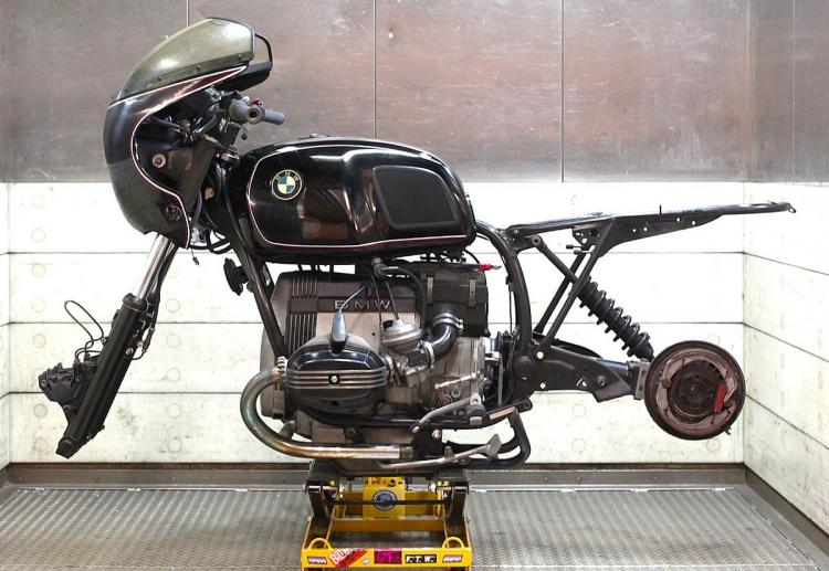 BMW monolever R800