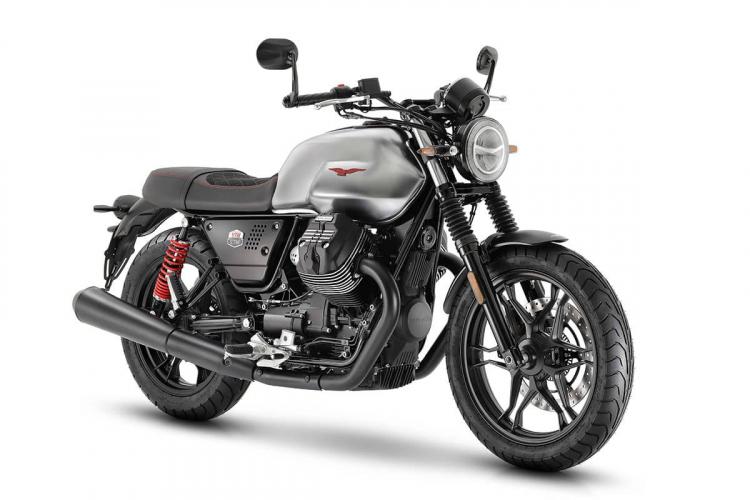 Moto Guzzi V7 III Stone S 2020