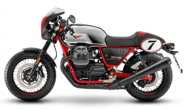 Moto Guzzi VIII 100th Anniversary 2020