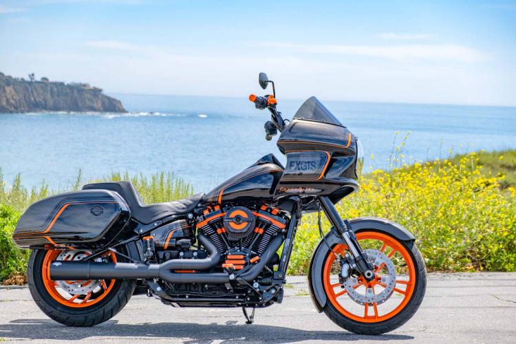 Harley Davidson club style