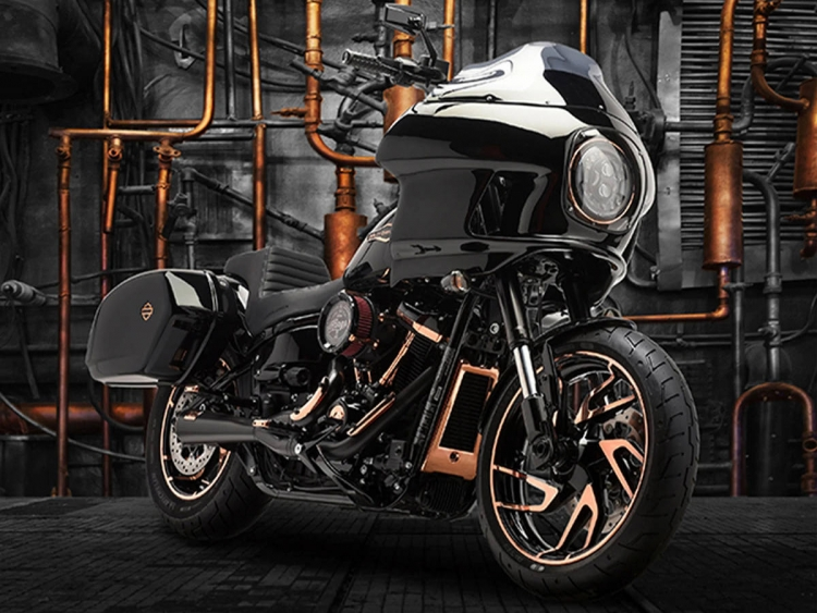 Harley-Davidson FXR club