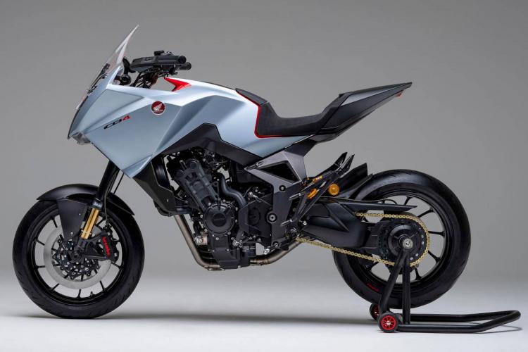Honda Concept CB4X