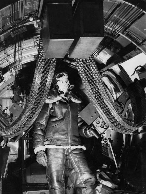 Blouson aviateur B-3 peau retourné