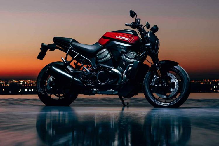 Harley-davidson roadster bronx 2021