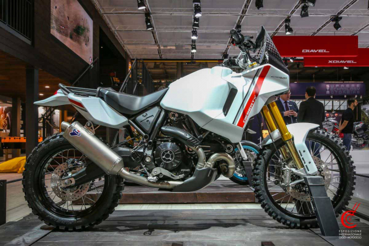 Ducati Scrambler moto 2020