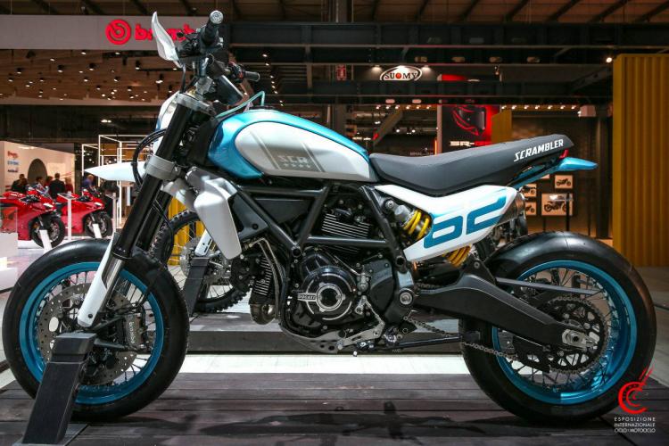 Ducati scrambler 800 Motard