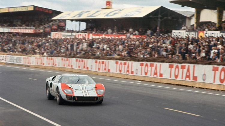 Ken Miles Le Mans 1966