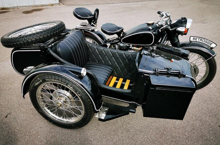 moto side-car