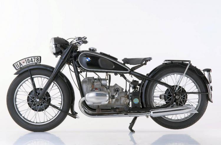 BMW R5 1938
