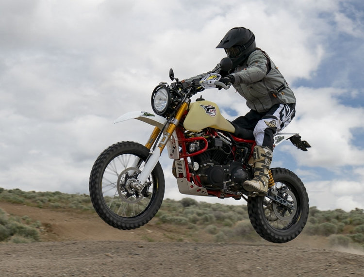 sportster off-road