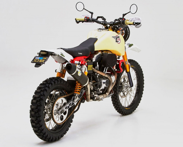 Harley-davidson off-road