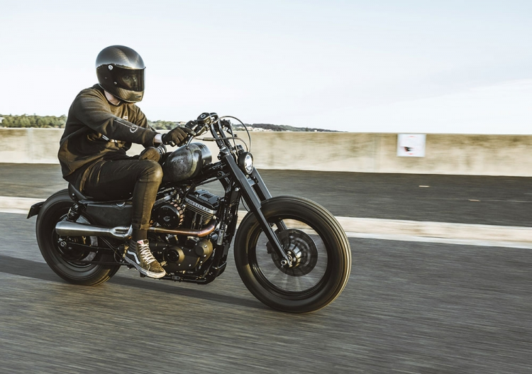 Sportster Frisco style