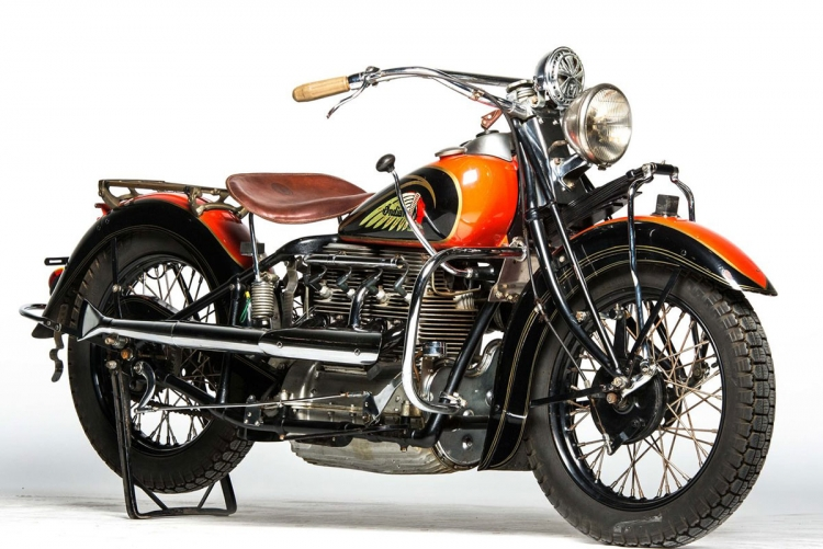 Indian Four 1939