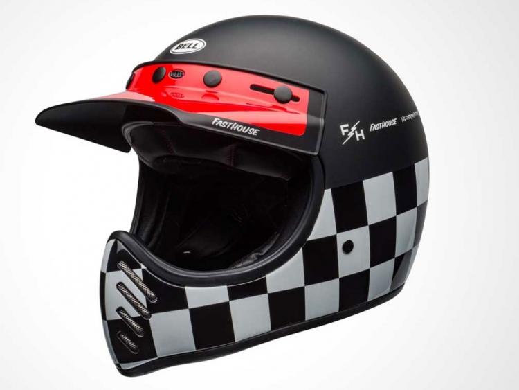 Casque Bell motocross