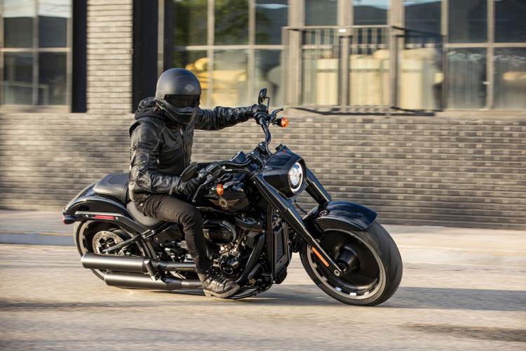 Harley-Davidson série limitée