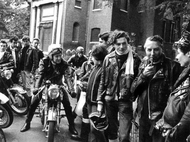 motorcycle rockers