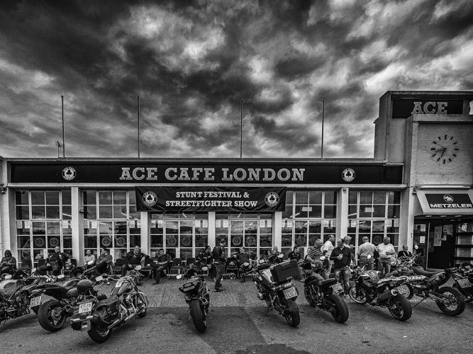 Ace Café  London