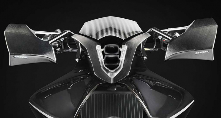 Vyrus Alyen : moto italienne exotique