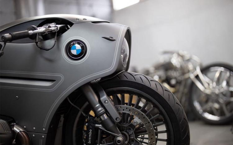 moto allemande show bike