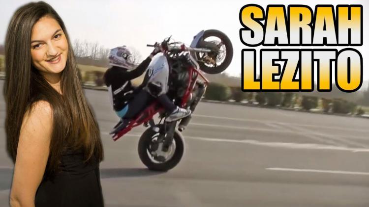Sarah Lezito Stunt