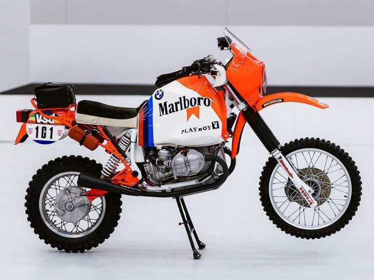 BMW HPN Paris-Dakar 1985
