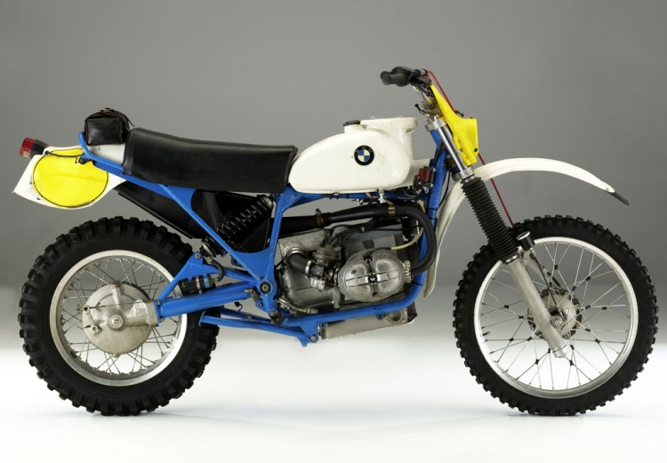 BMW enduro ISDT