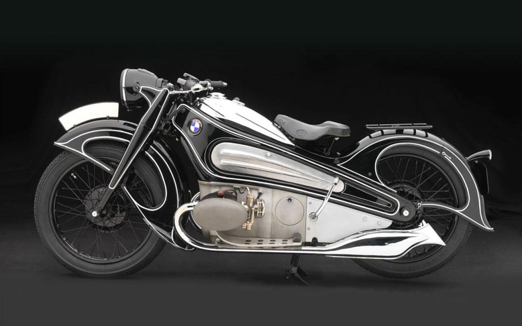 BMW R7 1934 : la moto la plus chère