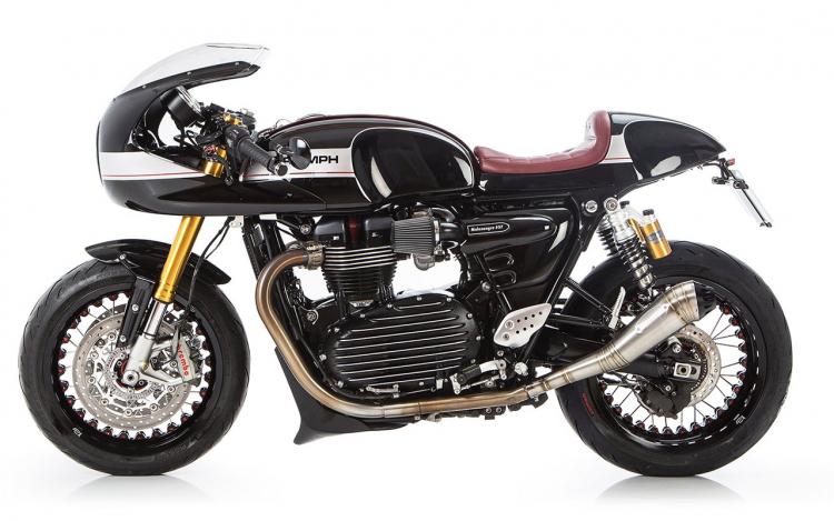Triumph Truxton 1200 R