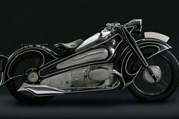 BMW R7 1937