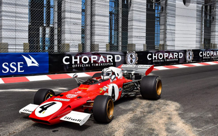 Formule 1 historique Grand Prix Monaco