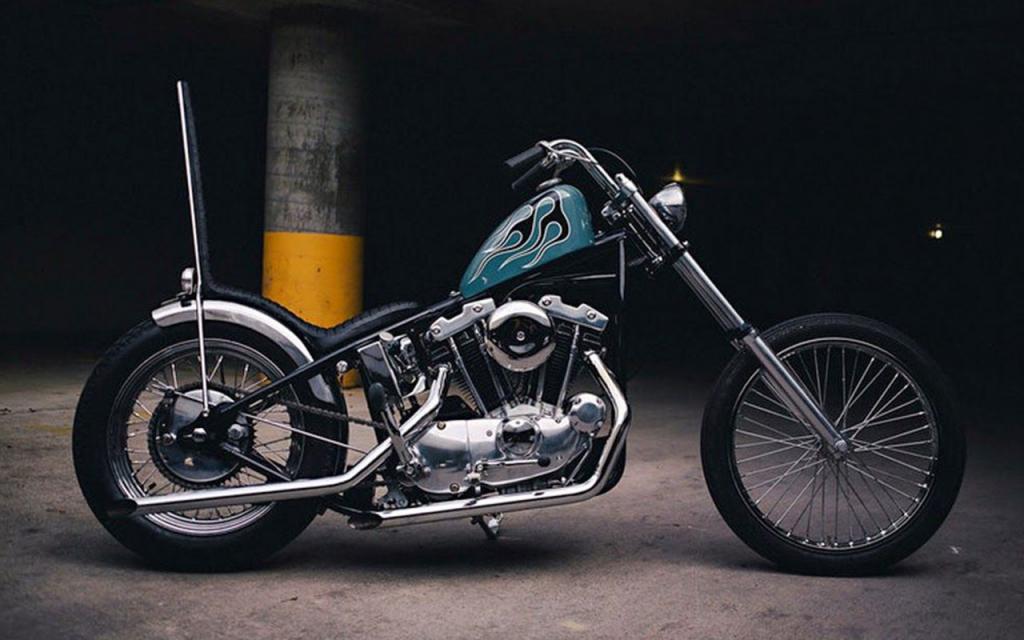 Chopper ironhead