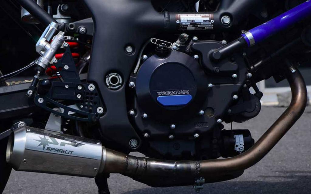 Suzuki moteur