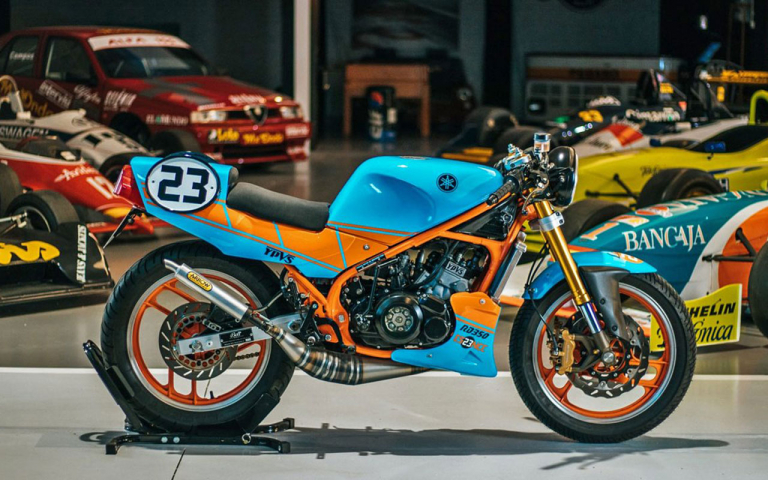 Yamaha 350 RDLC