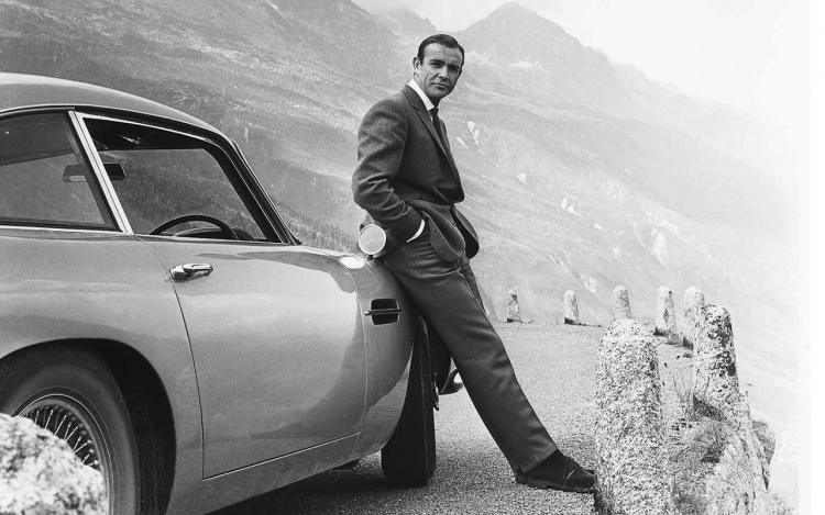 Sean Connery Goldfinger