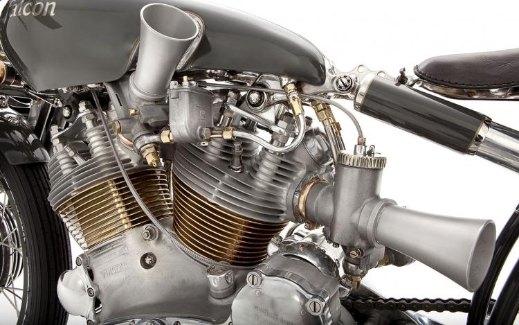V-Twin Vincent : plus beau moteur jamais construit moto