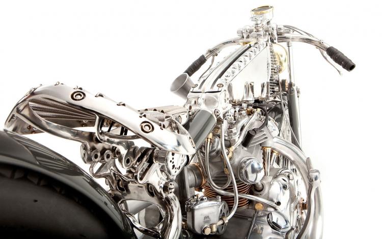 plus belle moto préparée au monde