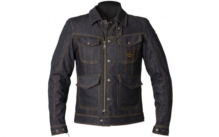 blouson moto textile