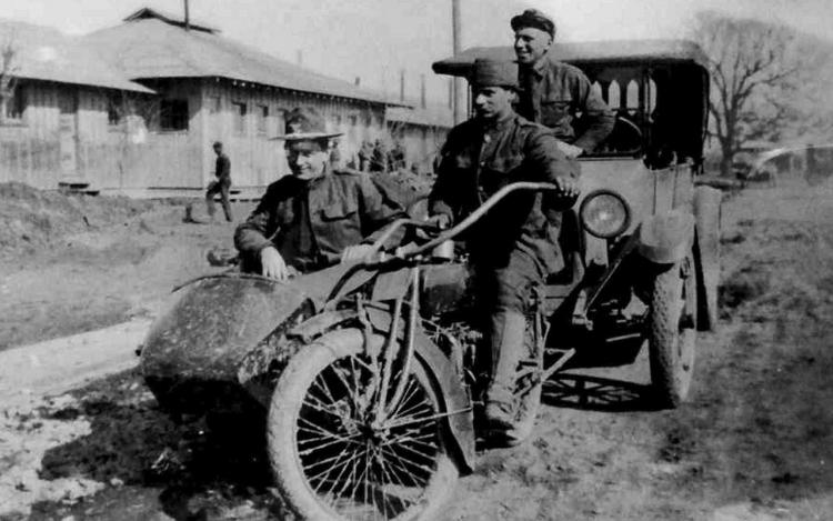 Première Harley-Davidson V-Twin