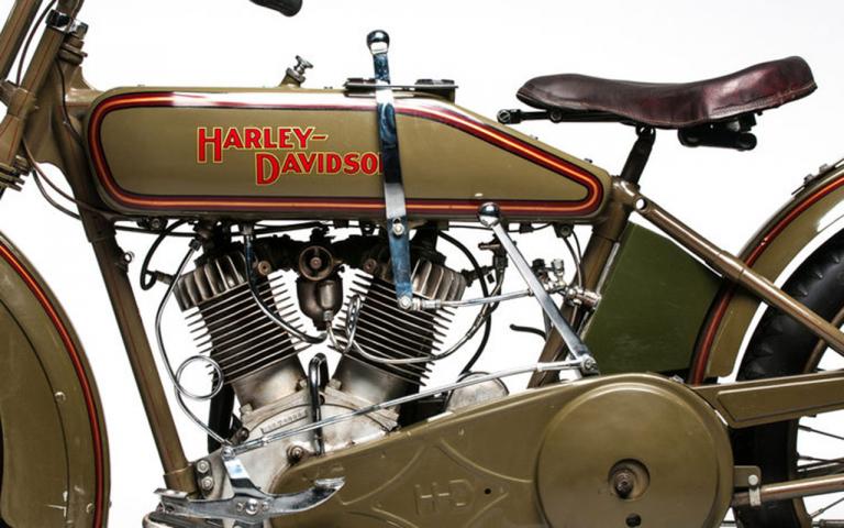 Premier V-Twin Harley-Davidson