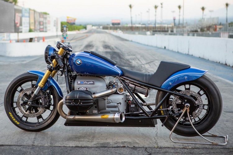 BMW R18 Dragster moto