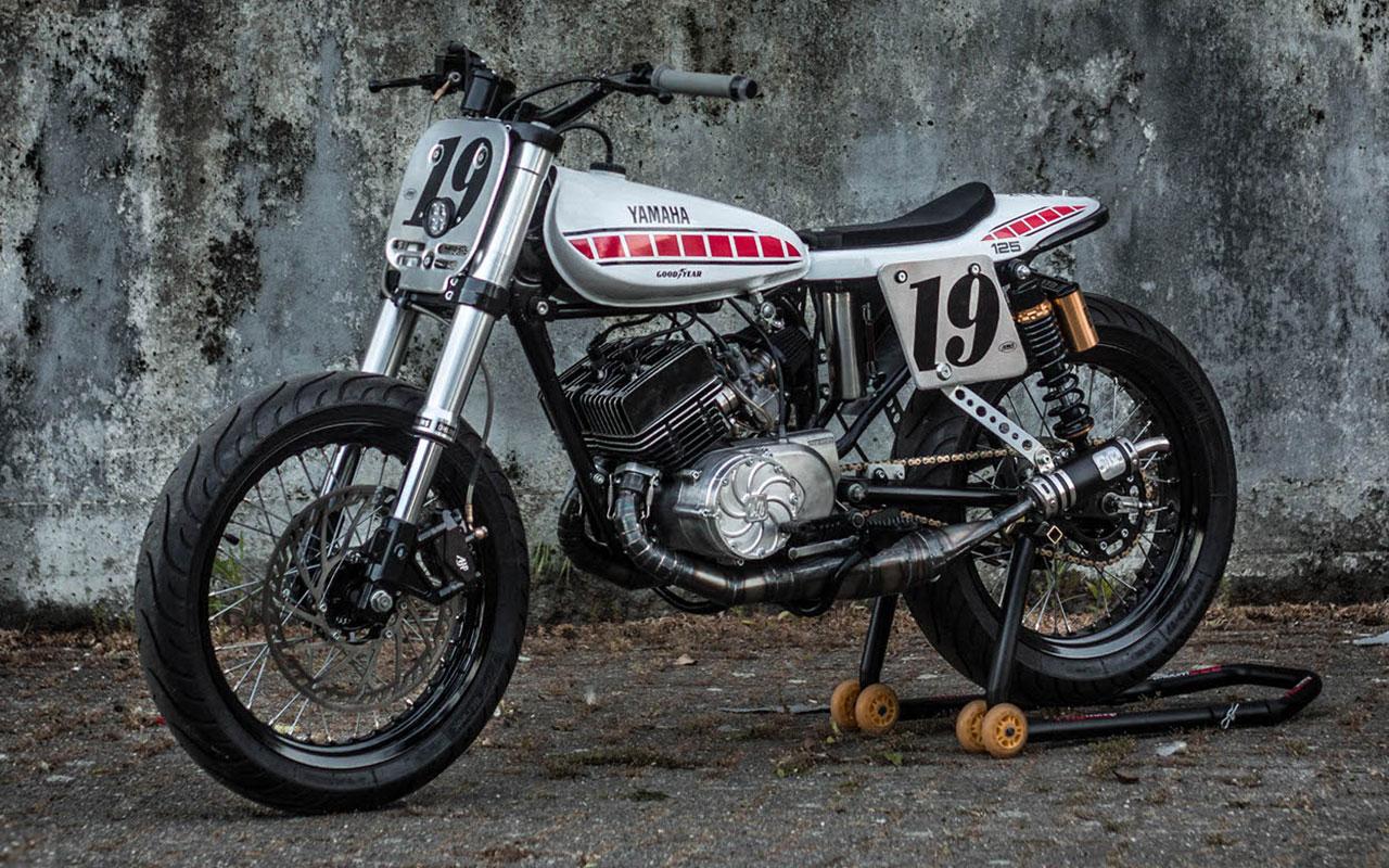 Yamaha 125 RD