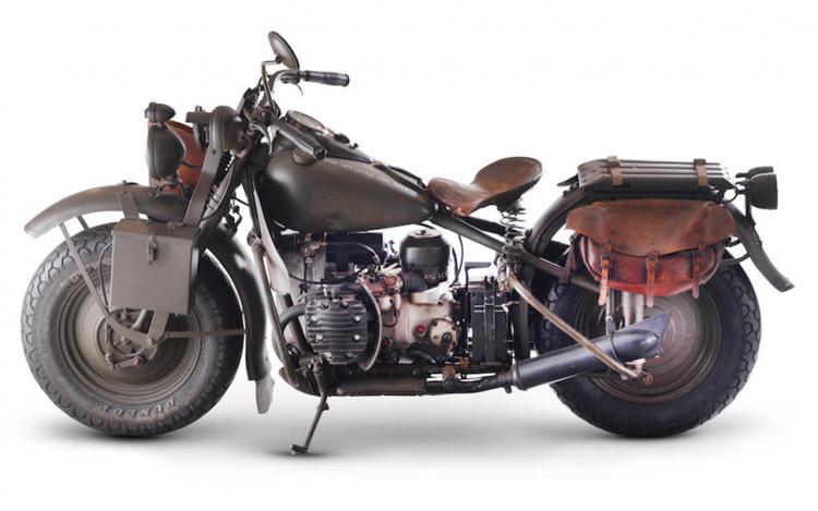 Harley-Davidson 750 XA